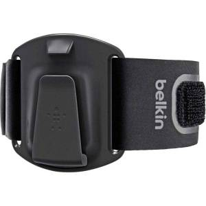 Belkin Clip-Fit Carrying Case (Armband) Apple iPhone 6, iPhone 6s Smartphone - Black - Impact Resistant, Damage Resistant, Shock Proof, Slip Resistant