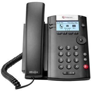 Polycom VVX 201 VoIP 2-Line Business Media Phone, G2200-40450-025