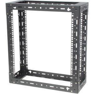 INNOVATION FIRST, INC. Innovation 119-1754 Wall Mount Rack Frame - 6U Rack Height - Black