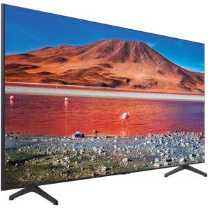"Samsung UN50TU7000F - 50"" Diagonal Class (49.5"" viewable) - 7 Series LED-backlit LCD TV - Smart TV - Tizen OS - 4K UHD (2160p) 3840 x 2160 - HDR - New"