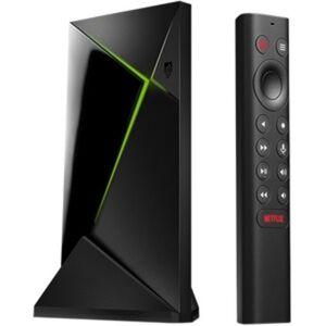 NVIDIA CORPORATION NVIDIA SHIELD TV Pro Network Audio/Video Player - Wireless LAN - Black