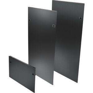 Tripp Lite Heavy Duty Side Panels for SRPOST58HD Open Frame Rack w/ Latches - Black - 58U Rack Height - 3 Pack