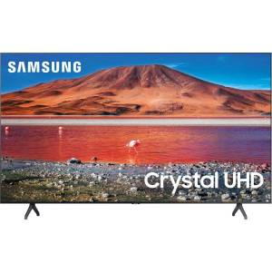 "Samsung UN58TU7000F - 58"" Diagonal Class (57.5"" viewable) - 7 Series LED-backlit LCD TV - Smart TV - Tizen OS - 4K UHD (2160p) 3840 x 2160 - HDR - New"