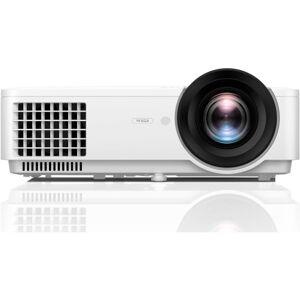 BenQ BlueCore LW820ST 3D Ready Short Throw DLP Projector - 16:10 - White - 1280 x 800 - Front, Ceiling, Rear - 720p - 20000 Hour Normal ModeWXGA - 100