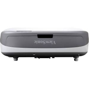 Viewsonic 3D Ultra Short Throw DLP Projector - 1024 x 768 - Front - 3000 Hour Normal Mode - 6000 Hour Economy Mode - XGA - 1,000:1 - 3300 lm - HDMI -