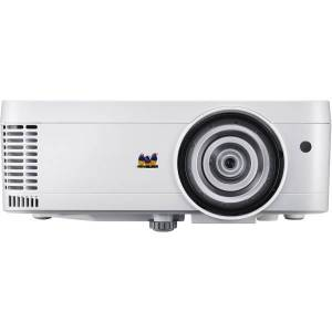 Viewsonic PS501W 3D Ready Short Throw DLP Projector - 16:10 - 1280 x 800 - Front, Ceiling - 720p - 5000 Hour Normal Mode - 15000 Hour Economy Mode - W