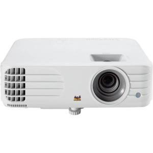 Viewsonic PG706WU DLP Projector - 16:10 - White - 1920 x 1200 - Front - 4000 Hour Normal Mode - 20000 Hour Economy Mode - WUXGA - 12,000:1 - 4000 lm -