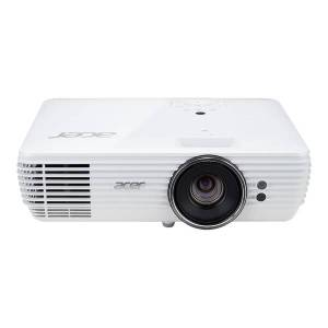 Acer H7850 DLP Projector - 16:9 - White - 3840 x 2160 - Front, Rear, Ceiling, Rear Ceiling - 4000 Hour Normal Mode - 10000 Hour Economy Mode - 4K UHD