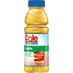 Ocean Spray Dole Bottled Apple Juice - Apple Flavor - 15.20 fl oz (450 mL) - Bottle - 12 / Carton