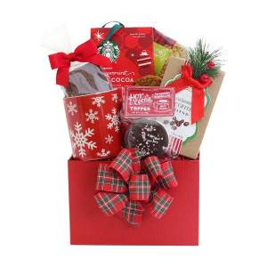 Givens Holiday Care Coffee And Desserts Box