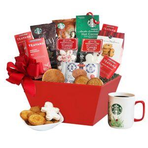 Givens A Starbucks Christmas Morning Gift