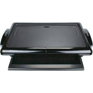 Brentwood Non-Stick Electric Griddle, Black