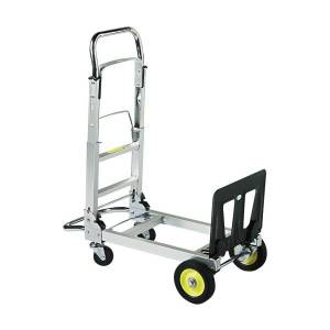 Safco� Hide-Away Convertible Folding Hand Truck