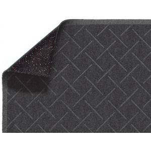 Enviro Plus Floor Mat, 4' x 10', Gray Ash