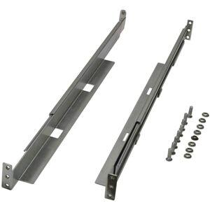 Tripp Lite 4-Post Adjustable Rackmount Shelf Kit Universal Smartrack 1U - 150 lb Load Capacity - Silver