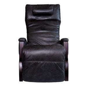 HoMedics Svago Newton Massage Chair, Carbon/Dark Walnut