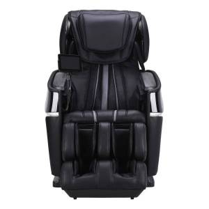HoMedics Ogawa Stretch 3D Massage Chair, Black/Silver