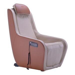 HoMedics Massage Chair, Ivory/Caramel