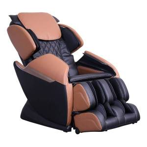 HoMedics HMC500 Massage Chair, Black/Toffee