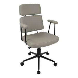 LumiSource Sigmund Office Chair. Gray