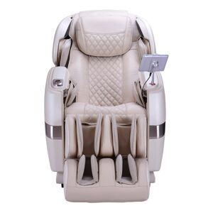 HoMedics Jpmedics Massage Chair, Pearl White/Ivory