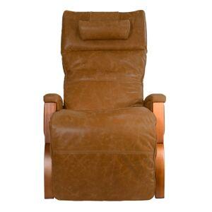 HoMedics Svago Newton Massage Chair, Caramel/Cherry