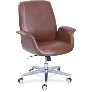 La-Z-Boy ComfortCore Collaboration Chair, Brown