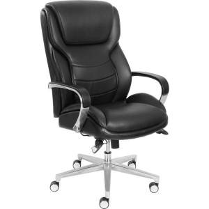 La-Z-Boy ComfortCore Executive Chair, Black