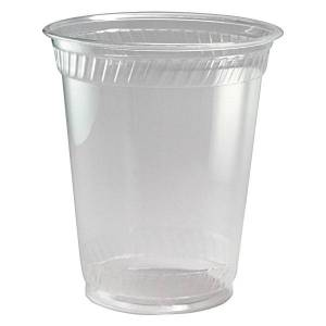 Fabri-Kal Kal-Clear Cold Drink Cups, 12 Oz, Clear, 50 Cups Per Sleeve, Carton Of 20 Sleeves