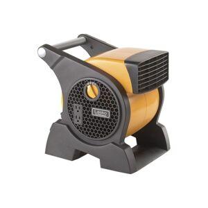 "Lasko 3-Speed Pro-Performance High Velocity Utility Fan, 14.75H"" x 14.5""W x 11.5""D, Yellow/Black"