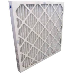 "Tri-Dim HVAC Air Filters, Merv 8, 20""H x 2""W x 20""D, Pack Of 12 Filters"