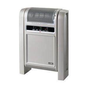 """Lasko� 758000 1500 Watts Electric Ceramic Fan Heater, 2 Heat Settings, 24.9""""H x 16.8""""W x 6.5""""D, Platinum"""
