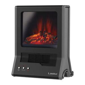 Lasko Ultra Ceramic Fireplace Heater - Indoor - Freestanding