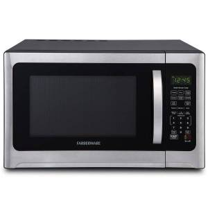 Farberware Professional 1.2 Cu Ft Microwave Oven, Black