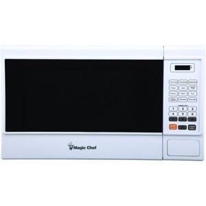 Magic Chef 1.3 Cu Ft Countertop Microwave, White