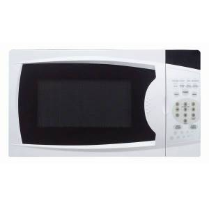 Magic Chef 0.7 cu. ft. Countertop Microwave Oven - Single - 5.24 gal Capacity - Microwave - 10 Power Levels - 700 W Microwave Power - Glass - Countert