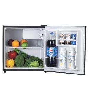 Lorell 1.6 Cu Ft Compact Refrigerator, Black