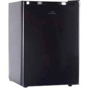 Commercial Cool CCR26B 2.45 Cu Ft Refrigerator/Freezer, Black