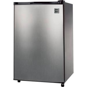 RCA 4.6 Cu Ft Refrigerator Stainless Door - 4.60 ft - Stainless