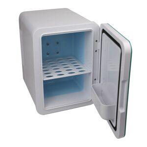 TJ Riley 0.14 Cu Ft Thermo-Electric Cooler/Warmer Mini Fridge, Blue