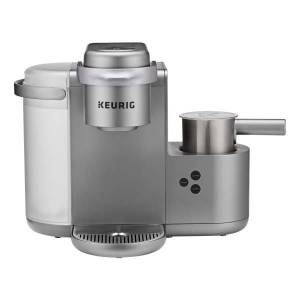 Keurig K-Caf SE Single-Serve Coffee Brewer, Silver