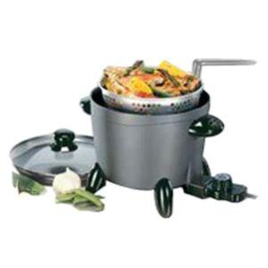 Presto Professional Options 6003 Cooker & Steamer - 1.50 gal