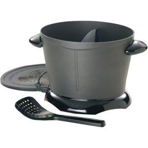 Presto DualDaddy Deep Fryer - 2 quart Oil - Black