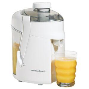 Hamilton Beach HealthSmart 67800 Juice Extractor - 400 W Motor - White