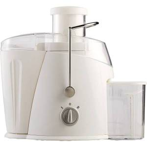 Brentwood JC-452W Juice Extractor in White - 11.83 fl oz Capacity - 400 W Motor - White