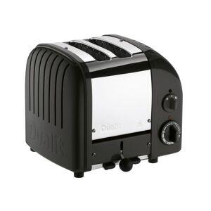 Dualit NewGen Extra-Wide-Slot Toaster, 2-Slice, Black