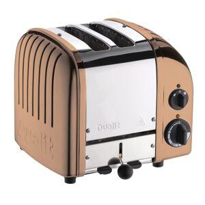 Dualit� NewGen Extra-Wide-Slot Toaster, 2-Slice, Copper