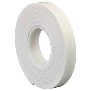 """3M 4466 Double Sided Foam Tape, 1"""" x 5 Yd., White, 1/16"""""""