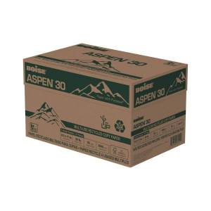 """Boise ASPEN 30 Multi-Use Paper, Letter Size (8 1/2"""" x 11""""), 3-Hole Punched, 20 Lb, 30% Recycled, FSC Certified, Ream Of 500 Sheets, Case Of 10 Ream"""