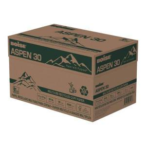 """Boise ASPEN 30 Multi-Use Paper, Ledger (11"""" x 17""""), 20 Lb, 30% Recycled, FSC Certified , Ream Of 500 Sheets, Case Of 5 Reams"""